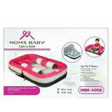 Kasur Bayi 3 Fungsi Sofa Kelambu Lullaby Series Mbk 4008 Moms Baby Diskon 40