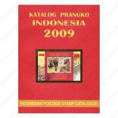 KATALOG PRANGKO INDONESIA 2009