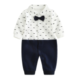 Review Katun Bagian Tipis Jumper Bayi Sayang Siam Pakaian Di Tiongkok