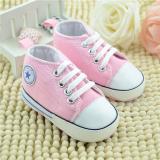 Toko Kawai Jabang Bayi Balita Prewalker Satu Satunya Sepatu Lembut Dan Anti Slip Berwarna Merah Muda Terlengkap