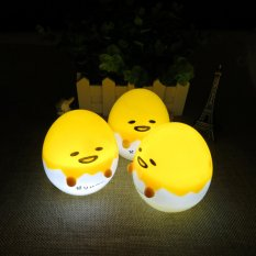 Harga Kawaii Mini Japan Anime Harajuku Gudetama Lazy Egg 8Cm Mini Lamp Cute Small Night Light Figure Kid Gifts Intl Lengkap