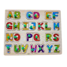 Kayla Org Mainan Edukasi Puzzle Mini Huruf Sedang