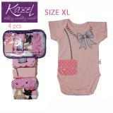 Promo Kazel Bodysuit G*rl 4In1 Xl