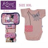 Spesifikasi Kazel Bodysuit G*rl 4In1 Xxl Kazel Terbaru