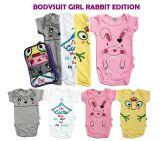 Beli Kazel Bodysuit G*rl Rabbit Edition S 3 6 M Baju Bayi S D Batita Kazel Murah