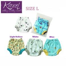 Jual Kazel Celana Pop Isi 6 Pcs L Kazel Online