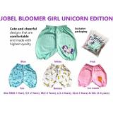 Harga Kazel Jobel Baby Bloomer G*rl Short Pants Unicorn Edition Celana Pendek Anak Isi 4 Size Xl Xxl New