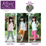 Harga Hemat Kazel Jobel Long Pants Set Fanta Isi 3 Pcs Xl