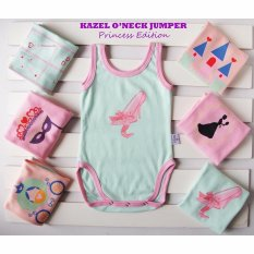 Miliki Segera Kazel O Neck Jumper Princess Edition S 3 6M