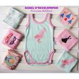 Jual Kazel O Neck Jumper Bayi Motif 6In1 Princess Edition