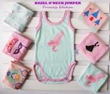 Ulasan Lengkap Kazel Oneck Jumper Princess Edition Baju Bayi S D Batita 2 Thn