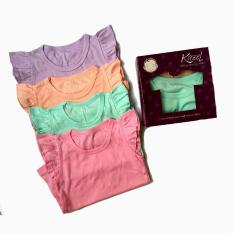 Review Kazel Ruffle Shirt Perempuan Kazel Di Banten