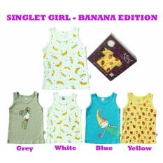 Kazel Singlet Banana Edition 4In1 Size S Diskon Jawa Barat