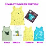 Toko Kazel Singlet Doctor Edition 4In1 Size M Indonesia