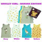 Harga Kazel Singlet G*rl Banana Edition Kazel Ori