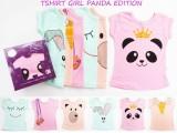 Promo Kazel Tshirt Kaos Bayi Modern Panda Edition Xxl Di Indonesia