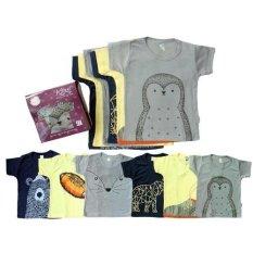 Beli Kazel Tshirt Kaos Bayi Modern Pinguin Edition Dengan Kartu Kredit