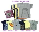 Harga Kazel Tshirt Kaos Bayi Modern Pinguin Edition S Online