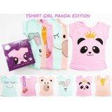 Harga Kazel Tshirt Panda Edition M 2 3Yr Yang Murah