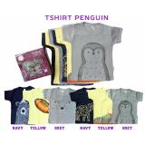 Jual Kazel Tshirt Penguin Edition Xxl 5 6Yr Baju Bayi S D Balita Branded