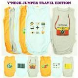 Harga Kazel V Neck Jumper Travel Edition Original