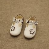 Harga Kecil Baobao Korea Fashion Style Bunga Putri Sepatu Yang Lembut Bawah Non Slip Sepatu New