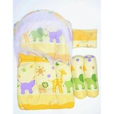 Cuci Gudang Kelambu Kasur Bayi Lipat Baby Dream