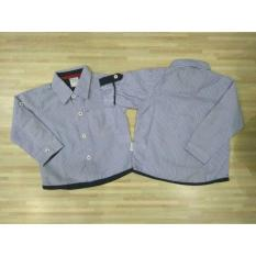 Kemeja Anak Branded Original Pipiniko / T Shirt Baby Brand / Hem Anak