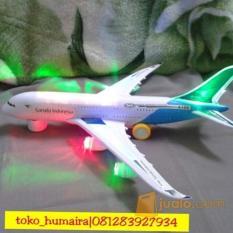 Jual Kenz Mainan Anak Airbus Pesawat Garuda Indonesia Lengkap