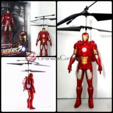 Situs Review Kenz Mainan Anak Heli Iron Man Limited Edition