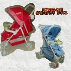 Kereta Bayi Stroller Creative Type TREX