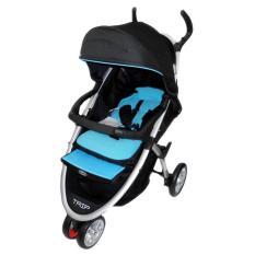 Kereta Dorong Bayi Stroller Cocolatte 904 Trip LXG Blue