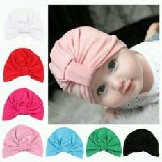 Kerudung turban bayi zian ka