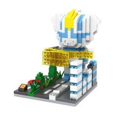 KID Granule Jewel Superman Monster Kecil Ultraman Blok Bangunan Mainan-Internasional