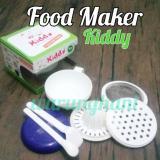 Kiddy Baby Food Maker Lengkap 7Pc Set Kiddy Diskon 50