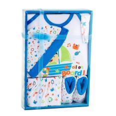 Jual Beli Kiddy Baby Gift Set Nelayan Biru 11162 Dki Jakarta