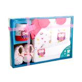 Jual Kiddy Baby Gift Set Owl Pink 11150 Set Pakaian Bayi Original