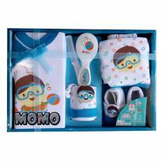 Kiddy Baby Gift Set Snorkeling 11160 Biru Set Pakaian Bayi Indonesia Diskon 50