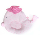 Jual Kiddy Baby Pillow Paus Pink Ori