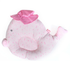 Jual Kiddy Baby Pillow Paus Pink Branded Murah