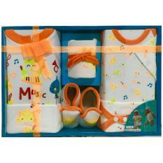 Beli Kiddy Baby Set 11143 Orange Pake Kartu Kredit
