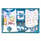 Beli Kiddy Baby Set Circus 11143 Biru Set Pakaian Bayi Online Terpercaya