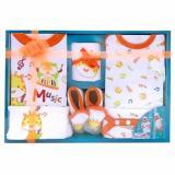 Kiddy Baby Set Circus 11143 Orange Set Pakaian Bayi Promo Beli 1 Gratis 1