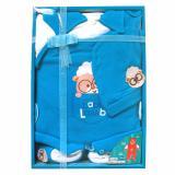 Harga Kiddy Baby Set Kd11165 Biru Seken
