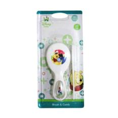 Kiddy Brush & Comb Bpa Free Wtp09005 - Sisir Bayi Isi 2 Pcs Perlengkapan Bayi By Plasamainan.