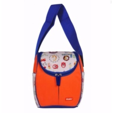 Kiddy Cooler Bag Animal Kd 5094 Orange By Blommie Store.