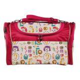 Jual Kiddy Diaper Bag Tas Bayi Kd5012 Pink Satu Set