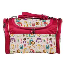 Kiddy Diaper Bag Tas Bayi Kd5012 Pink Kiddy Diskon 40