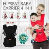 Spesifikasi Kiddy Gendongan Bayi Hipseat Hiprest Baby Carrier New 4In1 Multi