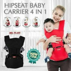 Harga Kiddy Gendongan Bayi Hipseat Hiprest Baby Carrier New 4In1 Indonesia